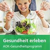 AOK Gesundheits-programm
